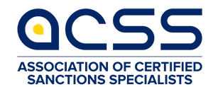 Association of Certified Sanctions Specialists (ACSS)