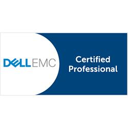 Dell Certification logo